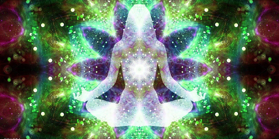 Open the Heart Chakra - Reiki and Guided Imagery