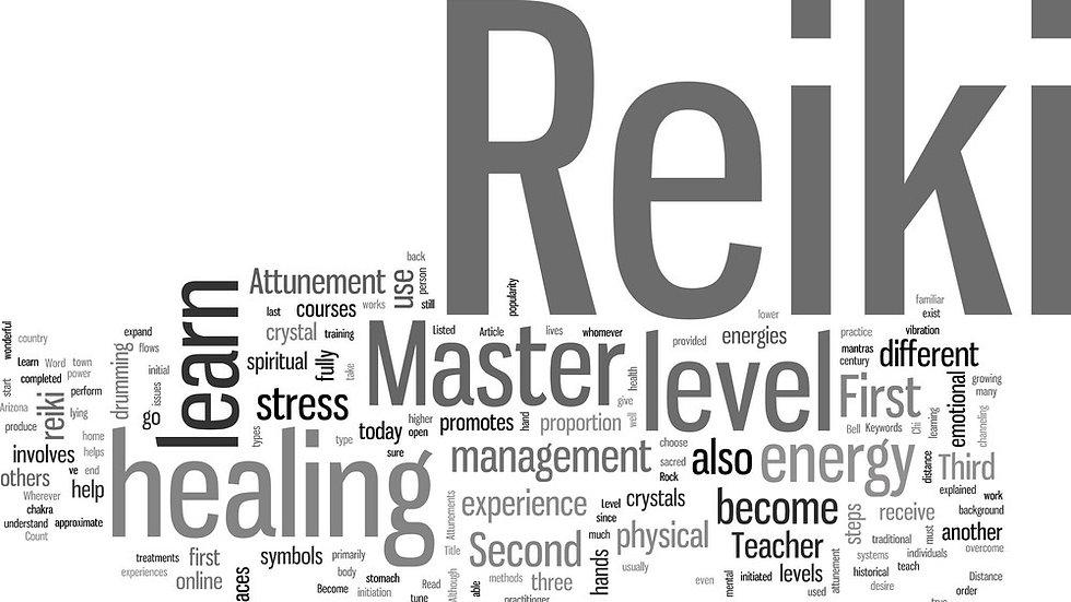 Reiki Master Teacher - Full Program