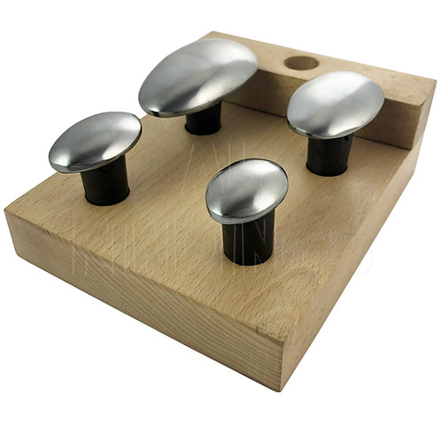 Set of 4 Spoon Stakes