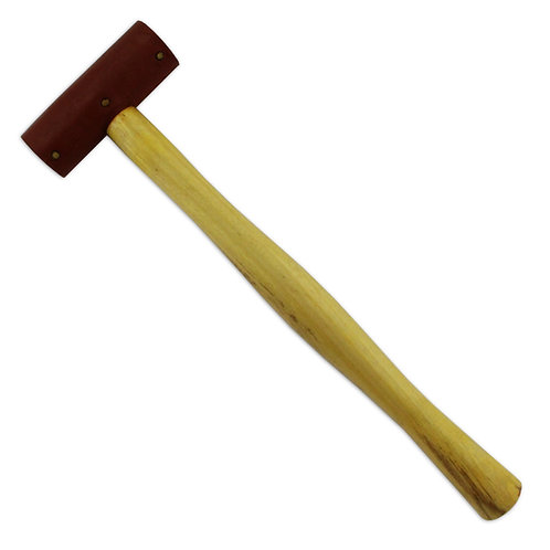 """Rawhide Leather Mallet : 1""""/ 25mm Head"""