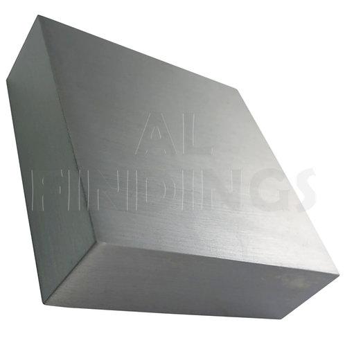 50x50x18mm Solid Steel Doming Bench Block