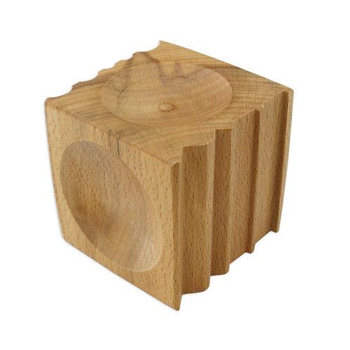 "2.5"" Wooden Dapping Block"