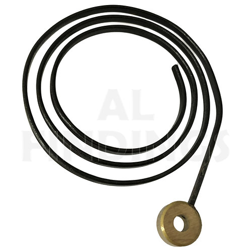 """3"""" Diameter Gong Wire For Clocks"""