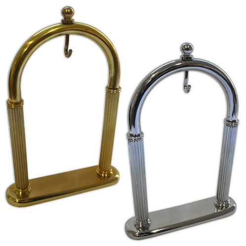 Gold & Silver Arched Pocket Watch Stand