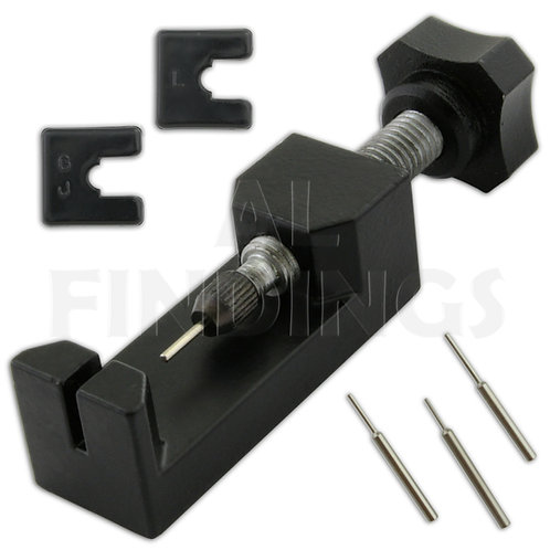 Watch Band Chain Link Remover - 0.6, 0.8, 1mm Pins