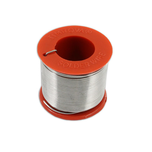 Soldering Wire Reel 60/40 (Tin/Lead) : 50g