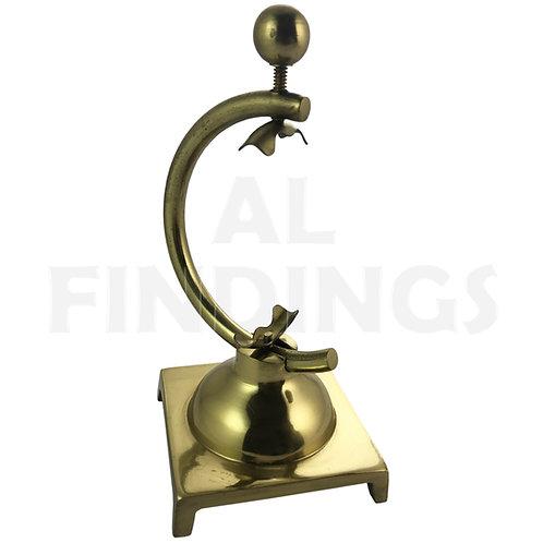 Brass Pocket Watch Display Stand