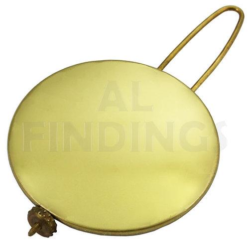 Clock Pendulum Bob : Ansonia Style 43mm