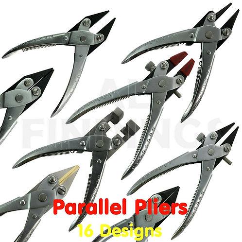 Parallel Action Pliers : 16 Designs