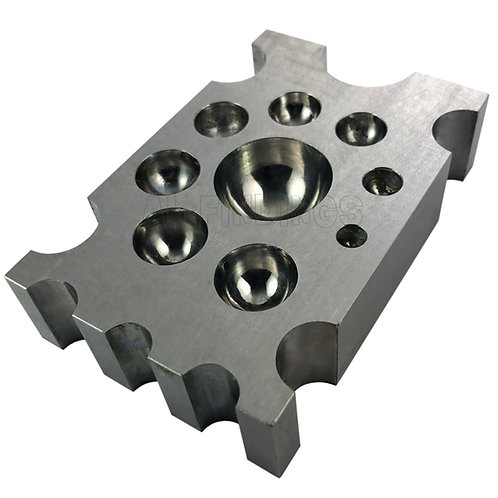 Silversmith Steel Forming Block
