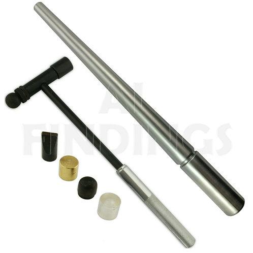 Steel Ring Mandrel & 6 Part Hammer