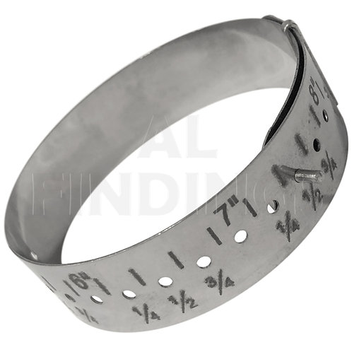 """Imperial Bangle/Bracelet Wrist Sizer Gauge 5-9"""""""