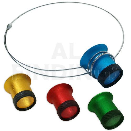 Set of 4 - Magnifying Loupe Headband (2.5-10x)
