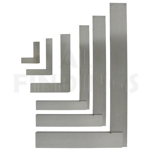 "1"" 2"" 3"" 4"" 6"" 8"" 12"" 24"" Steel Engineers Try Square"