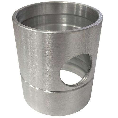 Aluminium Sand Casting Flask - Delft Style 100x100mm