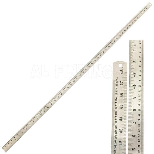"""48"""" (120cm) Stainless Steel Ruler"""