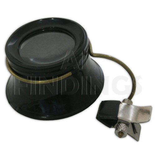 2.5x Clip-On Loupe Magnifier