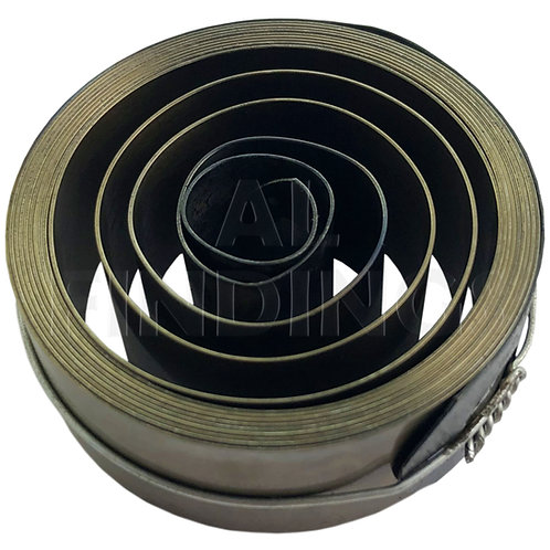 English/German Clock Mainsprings 17 x 0.45 x 1800mm
