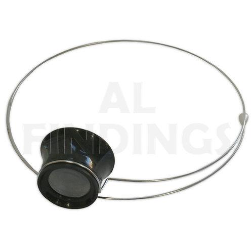 2.5x Magnification Eye Glass Loupe Headband
