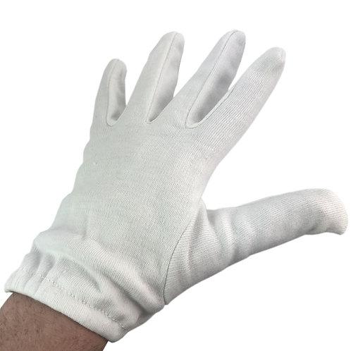 Large 100% Cotton Gloves (Universal Sizing)
