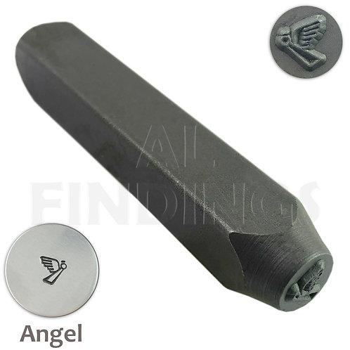 6mm Flying Angel Design Stamp