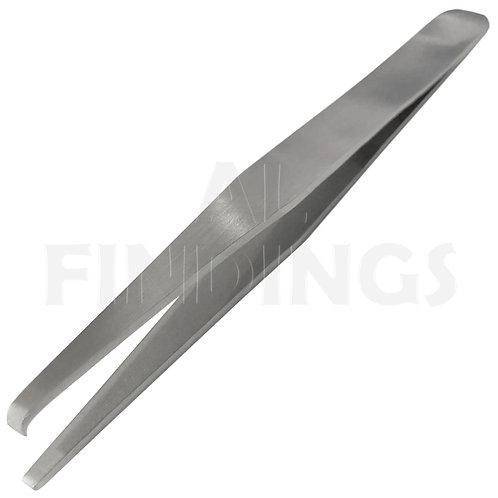 """Split Ring Opening Tweezers : 5"""""""