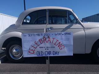 Old Cars Day