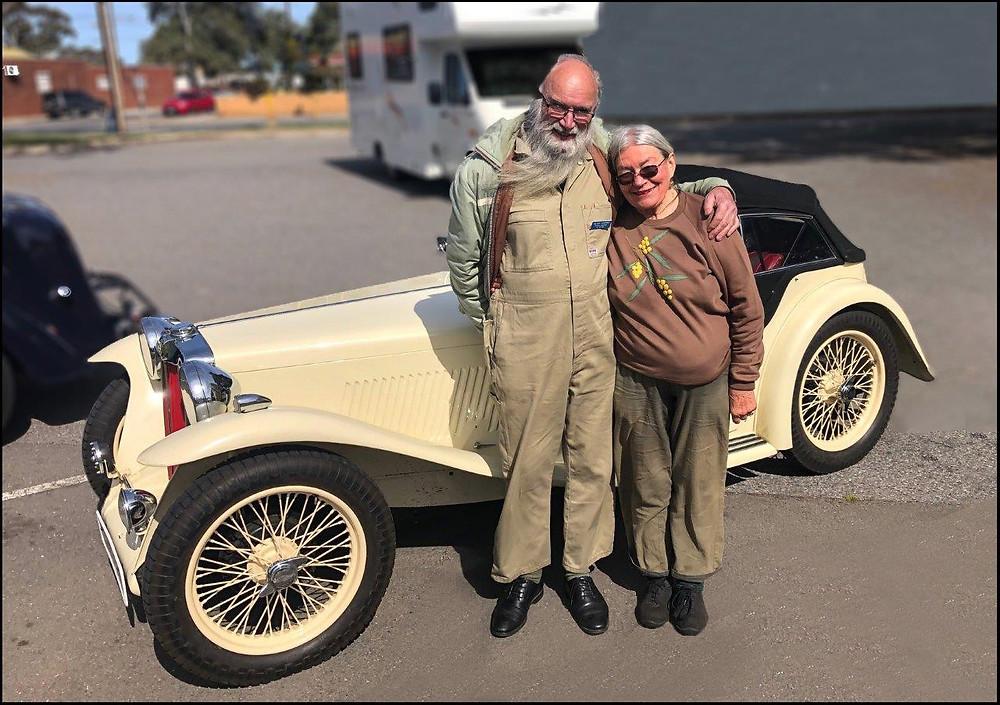 "The Morris Register visited Port Adelaide to tour the ""Wonder Walls"""