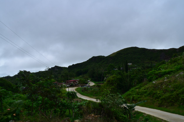 the long and winding road to Mantalongon Market