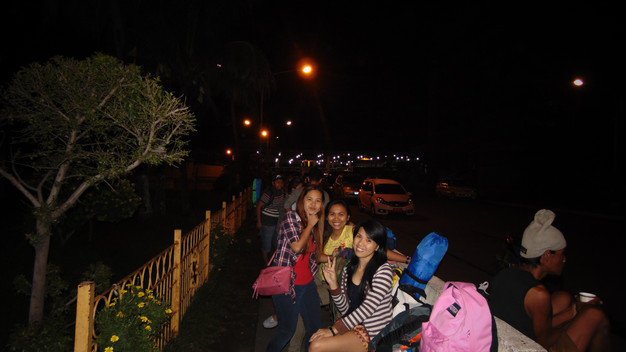 at the Public Park of  Ormoc City
