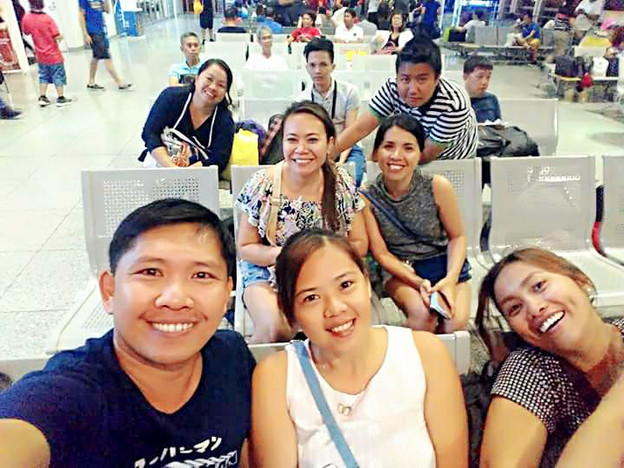 homebound @ Iloilo International Airport