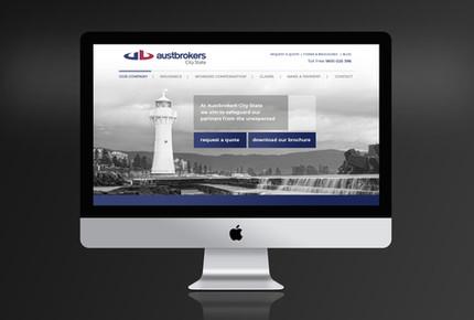 AB Citystate Web design