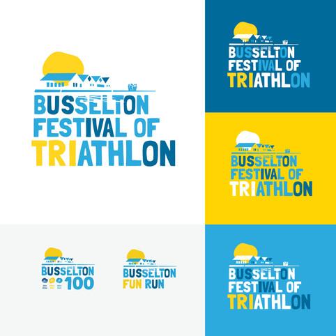 Busselton festival branding