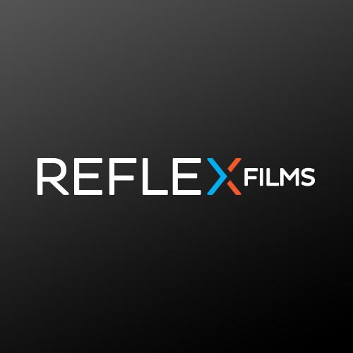 Reflex Films Logo Design