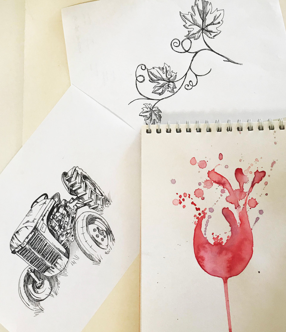 Concept Sketches and Artwork