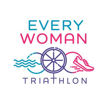 Everywoman Triathlon Logo Design