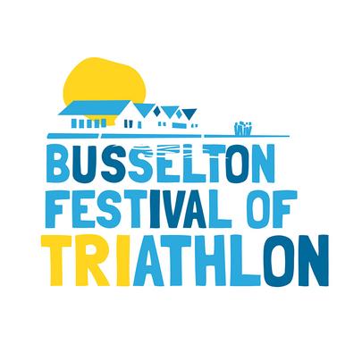 Busselton Festival of Triathlon logo
