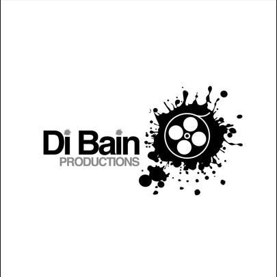 Di Bain Productions Logo Design