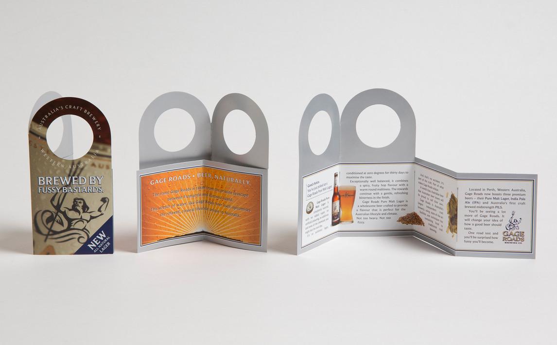 Gage roads bottle neck brochure
