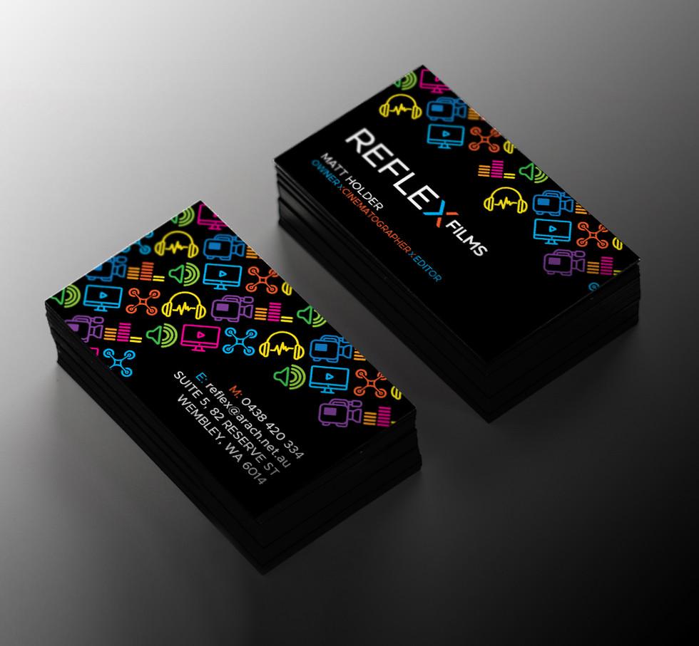 Reflex Films Cards