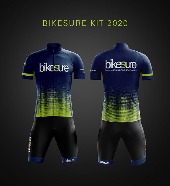 Bikesure Cycling Kit Design 2020