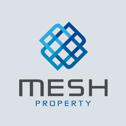 Mesh Property Logo Design
