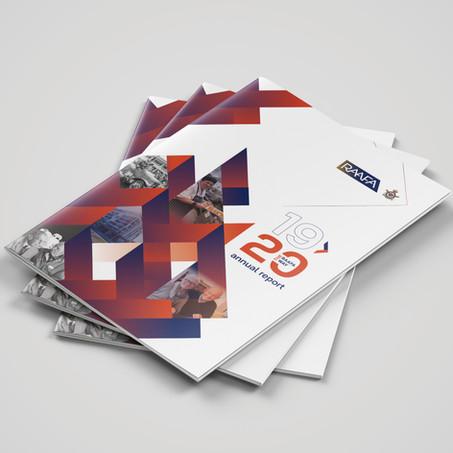 RAAFA Annual Report Design