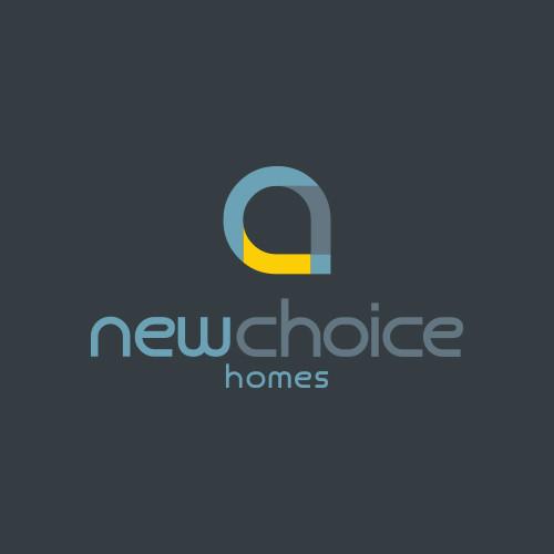 New Choice Homes Logo Design