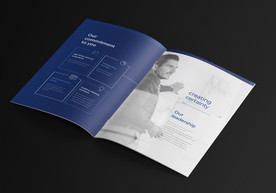 AB Citystate Corporate brochure design