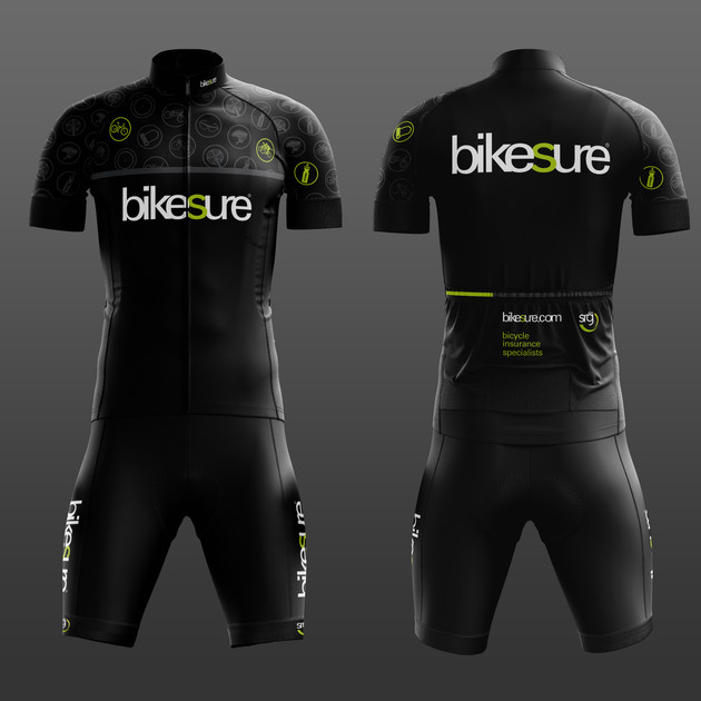 Bikesure Design Work