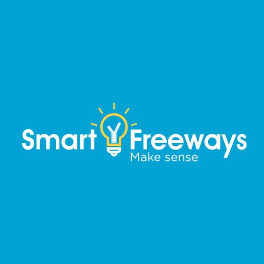 Smart Freeways Logo Design