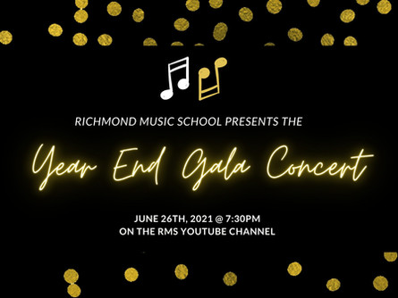 Year End Gala Concert 2021