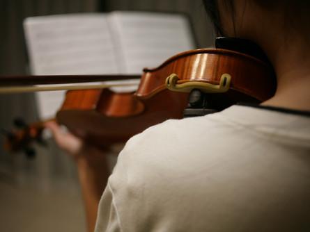 Violin Outreach Program September 2021