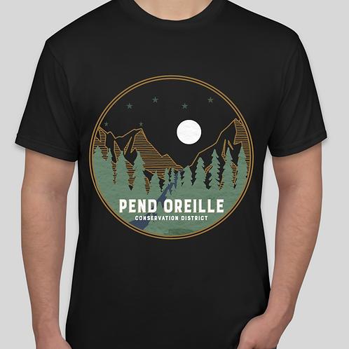 Pend Oreille Tee
